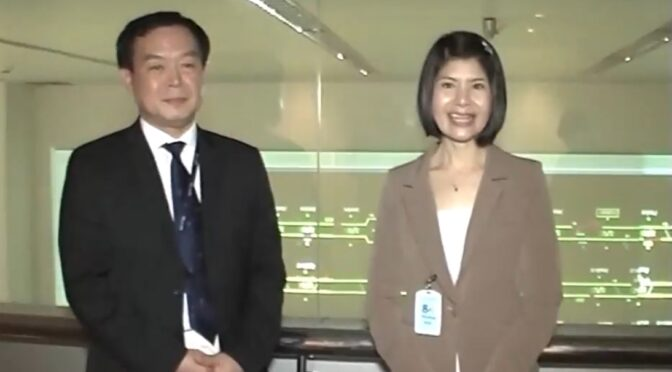 内田クレペリン検査の導入事例4 – Bangkok Mass Transit System Public Co., Ltd.(タイ) Prasit Promsurapartさん
