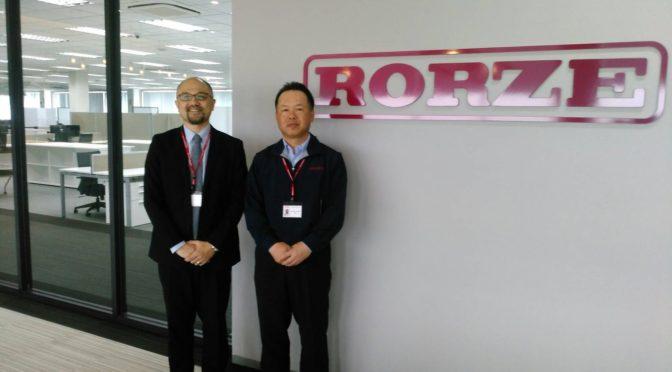 内田クレペリン検査の導入事例3 – RORZE ROBOTECH CO., LTD.(ベトナム) 中村秀春さん